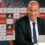 Zidane Tidak Cemas Dengan Penampilan Real Madrid