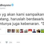 Soal Dokumen TPF Munir, SBY Bakal Buka Suara