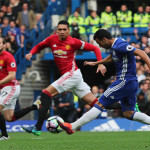 Chelsea Menggilas MU 4-0 di Kandang Sendiri