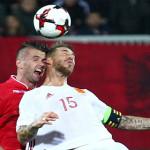 Ramos Diperkirakan Bakal Absen Sebulan Akibat Mengalami Cedera