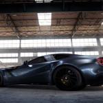 Ferrari F12 Yang Semakin Sangar Dengan Bodi Full Carbon
