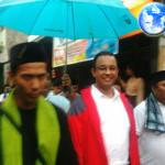 Anies Anggap Pedagang Kecil di Pulogadung Mesti Dibantu