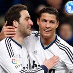 Ronaldo Beri Pujian dan Harapan Pada Gonzalo Higuain