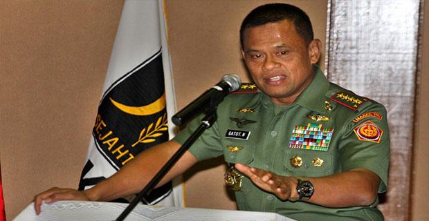 Panglima TNI: Boleh Demo, Tapi Jangan Mau Dikendalikan Oleh Orang Yang Tak Jelas