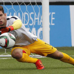 Luca Zidane Membuat Blunder Konyol di UEFA Youth League