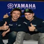 Jorge Lorenzo : Valentino Rossi Tetap Bersemangat di Lintasan MotoGP