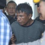 Dikawal Polisi, Ius Pane Dibawa ke Polres Jakarta Timur
