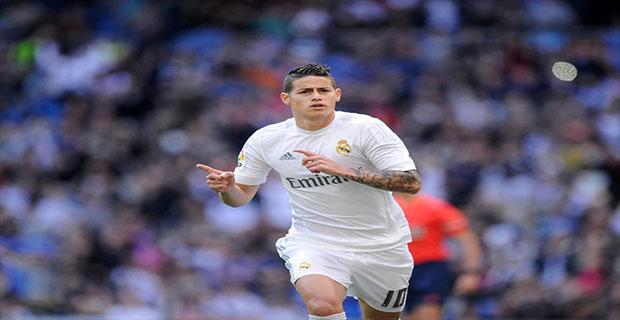 James Rodriguez Akan Bertahan di Madrid