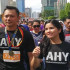 Agus Harimurti Berjanji Mengutamakan Warga Memiliki KTP Jakarta dalam Pembangunan