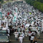Besok Massa FPI Konvoi ke Senayan Kemudian Jalan Menuju ke Mapolda