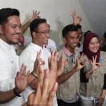 Kampanye Anies di Gambir juga Dihadiri Sekelompok Anak Muda dari Partai Asal Malaysia