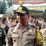 Kapolres Jakarta Selatan Menghimbau Massa FPI yang Berdemo Ikuti Peraturan yang Ditetapkan