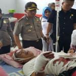 Kapolsek Bone Tembak Mati Pria Sakit Jiwa Karena Dibacok