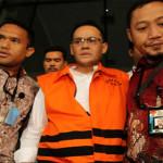 KPK Memperpanjang Masa Penahanan Fahmi Darmawansyah Selama 40 Hari