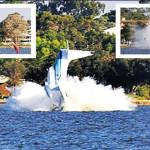 Pesawat Jatuh di Perth, 2 Orang Meninggal Termasuk Wanita Asal Indonesia