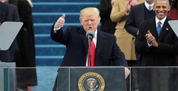 Sebelum Pelantikan, Telepon Genggam Trump Disita