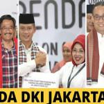 Taktik 3 Kandidat Menjelang Debat Kedua