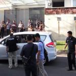 Zanette Menjerit Histeris Saat Berjumpa Ius Pane di Polres Jakarta Timur