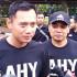 Agus Yudhoyono Membujuk Warga Ikut Mengawasi Saat Pencoblosan