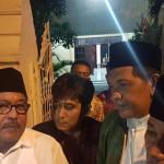 Calon Gubernur Rano Karno Bertemu KH Ma'ruf Amin