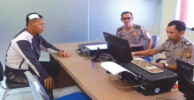 Gara-Gara Sengketa Tanah, Mantan Wakil Walikota Palembang Dilaporkan Membacok Warga