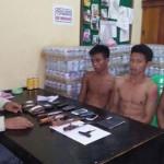 Polisi Amankan 4 Perampok Penumpang Mobil Travel di Jambi