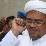 Rizieq Shihab Tidak Hadir, Surat Jemput Paksa Diterbitkan Pukul 00.01 WIB