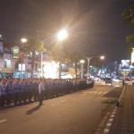 Untuk Mengantisipasi Serangan Fajar, Polri Bersama TNI Melakukan Blusukan di Pelosok Desa
