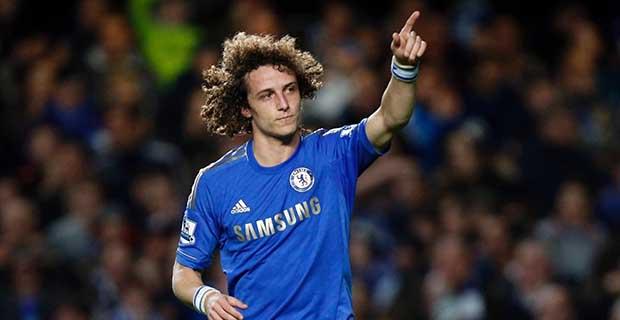 Kekecewaan David Luiz Tidak Masuk Skuad Brazil