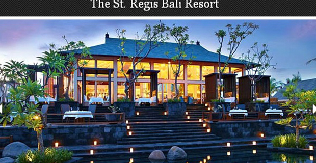 Laut Dekat St Regis Tempat Raja Salman Liburan di Bali Dijaga Seluas 1 Mil