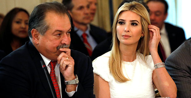 Menjadi Asisten Presiden di Gedung Putih, Ivanka Trump Tidak Akan Dibayar