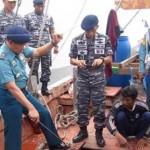 Penangkapan Dua Kapal Pukat di Sumut, 5 Ton Ikan Diamankan