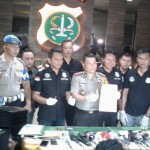 Penemuan Kepolisian Saat Menggeledah Rumah Bandar Pemasok Narkoba Kepada Ridho Rhoma