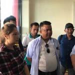 Warga Negara Myanmar Tikam Dua Orang di Medan dengan Gunting