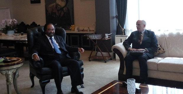 Pertemuan Surya Paloh dengan Dubes AS Membahas Ekonomi yang Menjadi Fokus Presiden Jokowi