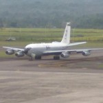Pesawat Militer Amerika Serikat Mendarat Darurat di Aceh
