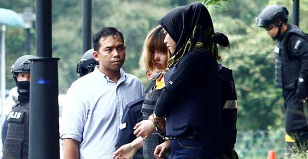 Siti Aisyah dan Doan Dituntut Pembunuhan Atas Kematian Kim Jong Nam