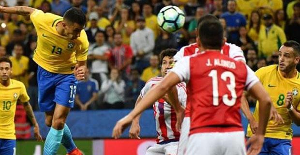 Tim Kuat Brazil Dipastikan Lolos Ke Piala Dunia 2018