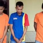 Dalang Perampokan di Indomaret Medan Diamankan Polisi
