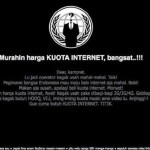 Hacker Bertindak Situs Telkomsel Diretas