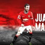 Juan Mata Diprediksi Absen sampai Akhir Musim