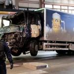 Kepolisian Menemukan Perlengkapan Milik Pelaku Teror Truk di Swedia