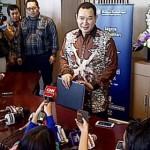 Polisi Periksa Tommy Soeharto Terkait Dana Dugaan Makar