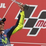 Rossi Sebut Ini Bukan Ilmu Sihir Karena Dua Kali Naik Podium MotoGP 2017