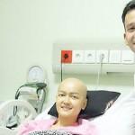 Ruben Percepat Galang Dana Karena Biaya Rumah Sakit Julia Perez yang Tinggi