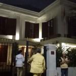 Sejumlah Tokoh Berkumpul di Rumah Prabowo Malam-Malam