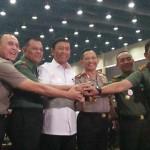 Wiranto Menghadiri Apel Persiapan Pilkada DKI Sekaligus Menyampaikan Pesan Jokowi