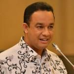 Anies Mengajak Warga Jakarta Membangun Interaksi