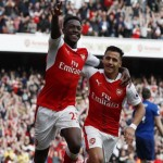 Arsenal Mengimbal MU Dua Gol Tanpa Balas
