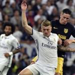 Kunci Sukses Real Madrid Membungkam Atletico Madrid